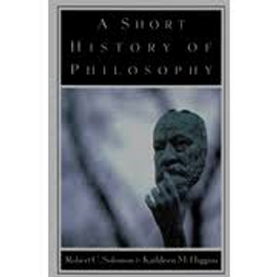 A Short History of Philosophy / R. S. Solomon