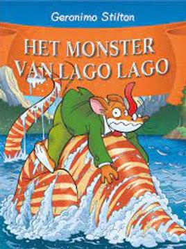 Het monster van Lago Lago / G. Stilton