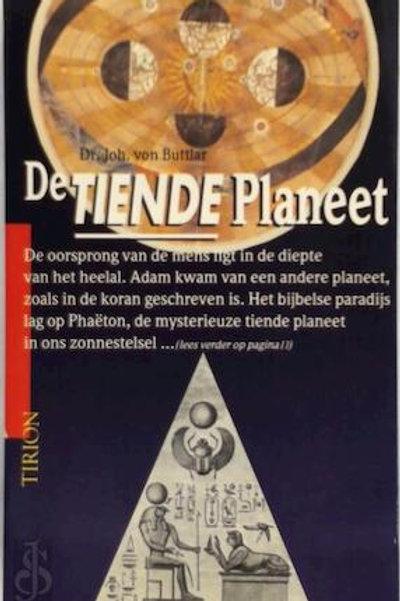 De tiende planeet / J. von Butlar