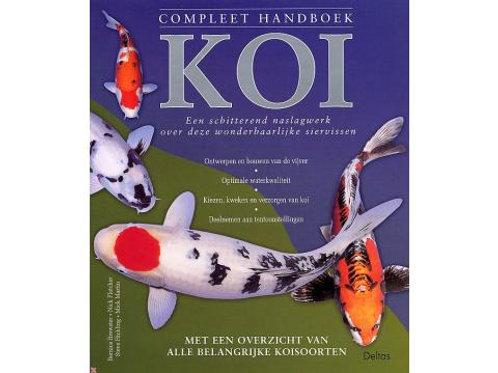 Compleet handboek Koi / B. Brewster ea.