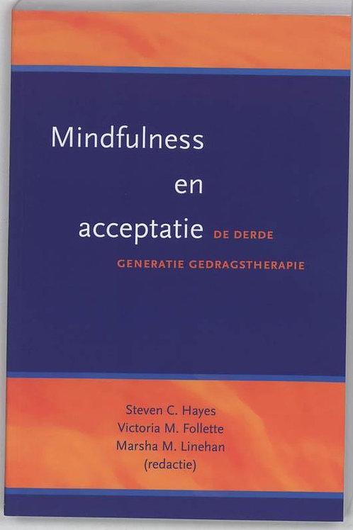 Mindfulness en acceptatie / S. C. Hayes o.a.