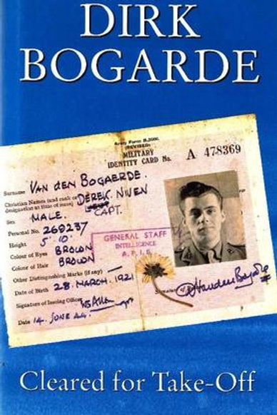 Cleared for Take-Off / Dirk Bogarde