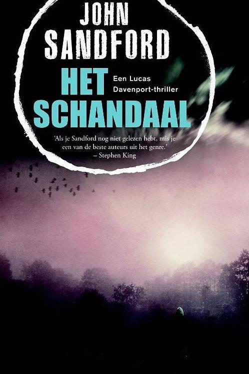 Het schandaal / J. Sandford
