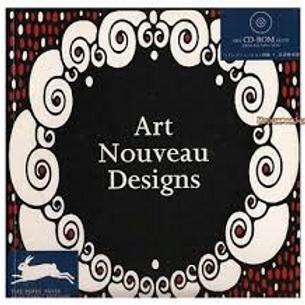 Art Nouveau Designs / P. van Roojen