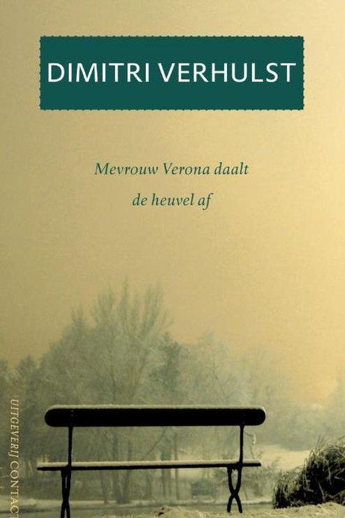 Mevrouw Verona daalt de heuvel af. / D. Verhulst