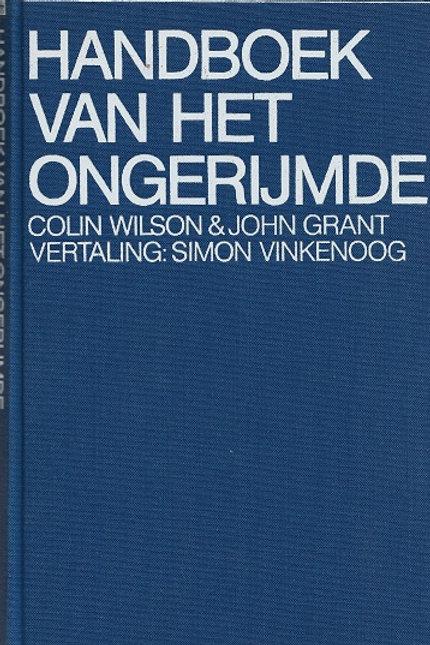 Handboek van het ongerijmde / C. Wilson & J. Grant