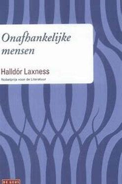 Onafhankelijke mensen / H. Laxness