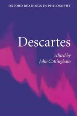Descartes / J. Cottingham.