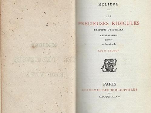 Les précieuses ridicules / Moliere