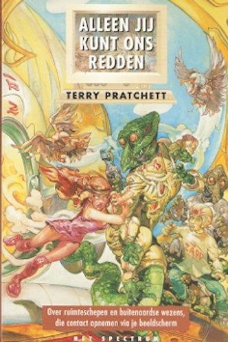 Alleen jij kunt ons reden / Terry Pratchett