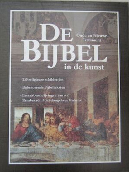 De Bijbel in de kunst