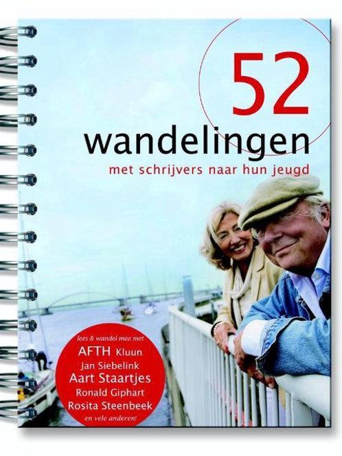 52 wandelingen met schrijvers. / E. Brik