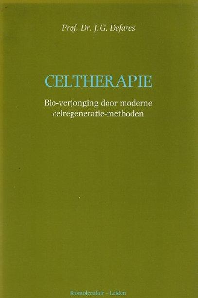 Celtherapie. / J. G. Defares