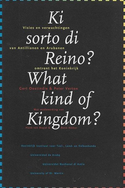 Ki sorto di Reino? / H. ten Napel & R. Romer