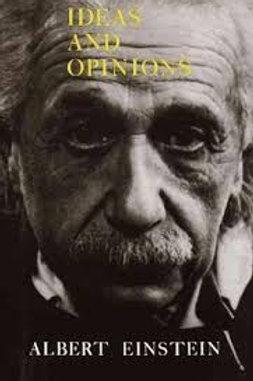 Ideas and opinions / Albert Einstein