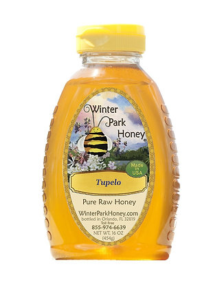 Tupelo Raw Honey 16oz