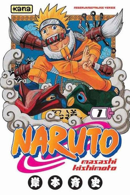 Naruto Uzumaki / Masashi Kishimoto
