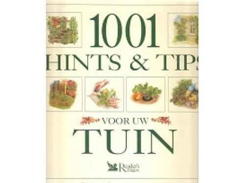 1001 Hints & tips voor uw tuin