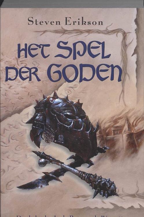 Het spel der Goden Deel 3 / S. Erikson