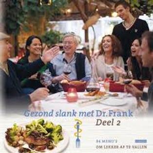 Gezond slank met dr. Frank / F. van Berkem.