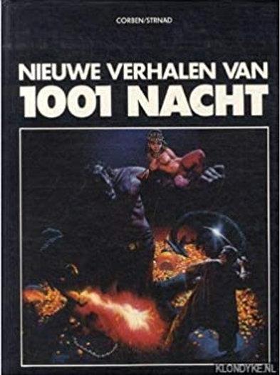 Nieuwe verhalen van 1001 nacht / Corben & Strnad