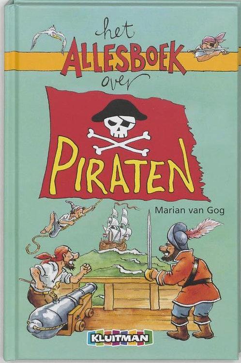Het allesboek over piraten / M. van Gog