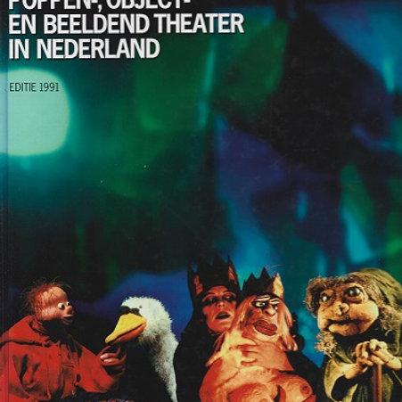 Poppen-, object- en beeldend theater in Nederland