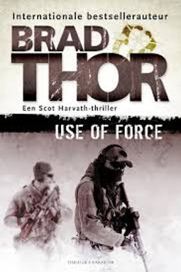 Use of forse / Brad Thor