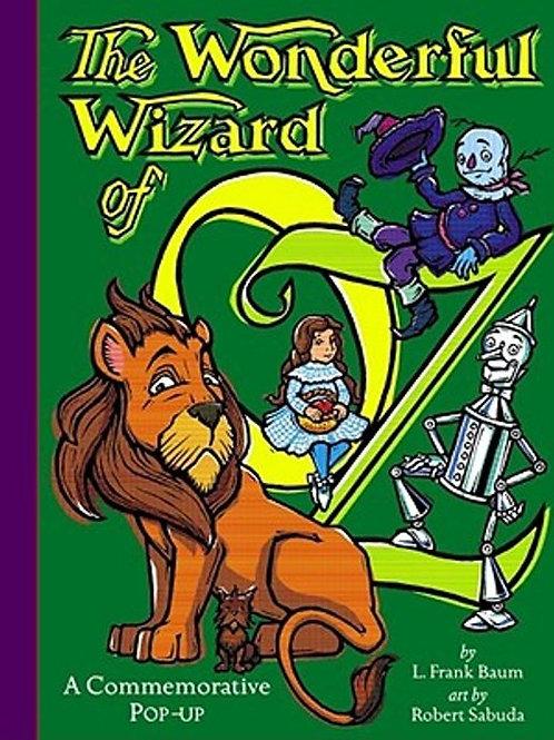 The wonderful wizard of Oz / F. Baum & R. Sabuda.