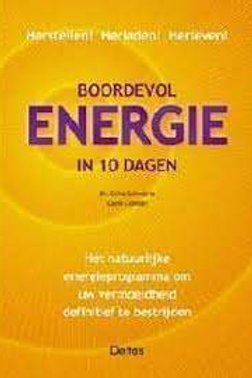 Boordevol energie in 10 dagen / E. Schwartz & C. Colman