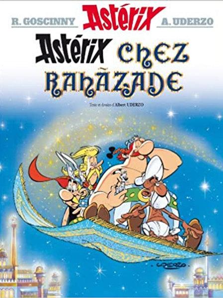 Asterix chez Rahazade / R. Goscinny
