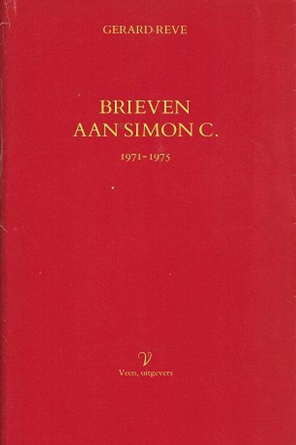 Brieven aan Simon 1971-1975. / G. Reve