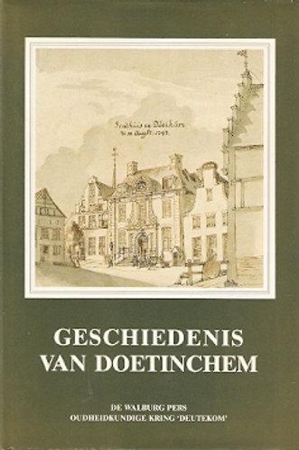 Geschiedenis van Doetinchem / J. Boogman