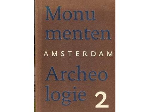 Monumenten Archeologie 2 Amsterdam / J. Gawronski.