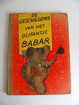 De geschiedenis van het olifantje Babar / J. De Brunhoff