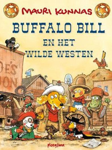 Buffalo Bill en het wilde westen / M. Kunnas