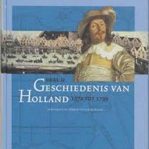Geschiedenis van Holland 1572 tot 1795