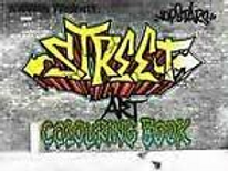 Street Art Colouring Book / Jopstars
