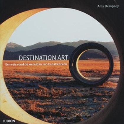 Destination art / A. Dempsey