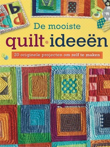 De Mooiste Quilt Ideeën / M. Dubrawsky