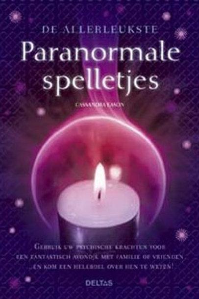 Paranormale spelletjes / C. Eason