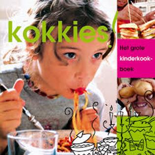 Kokkies het grote kinderkookboek. / J. Huisman O. H. Kleyn