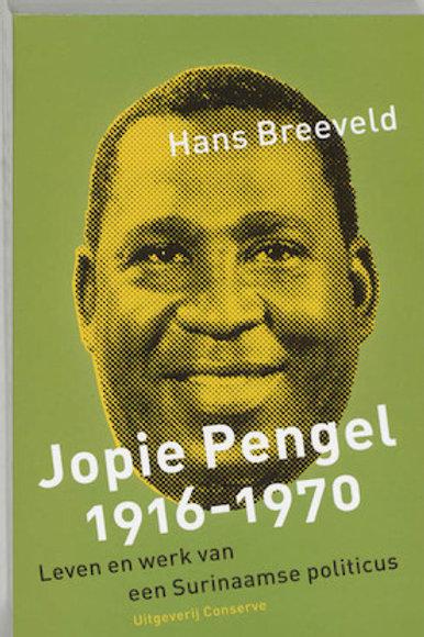 Jopie Pengel 1916-1970 / H. Breeveld