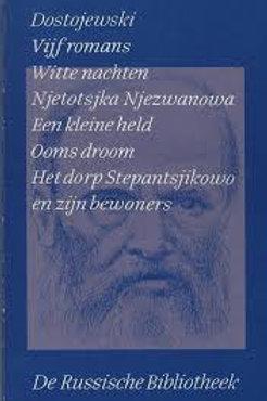 Vijf romans / Dostojewski