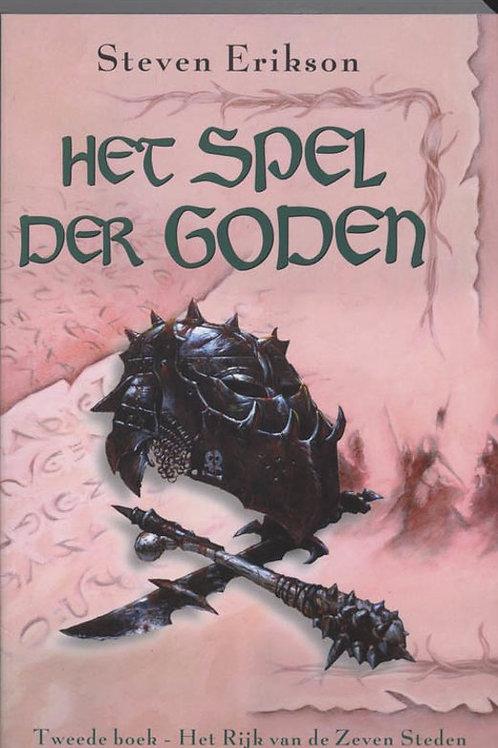 Het spel der Goden Deel 2. / S. Erikson.