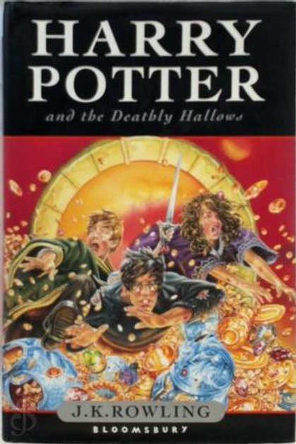 Harry Potter and the deathly hallows / J. K. Rowlings
