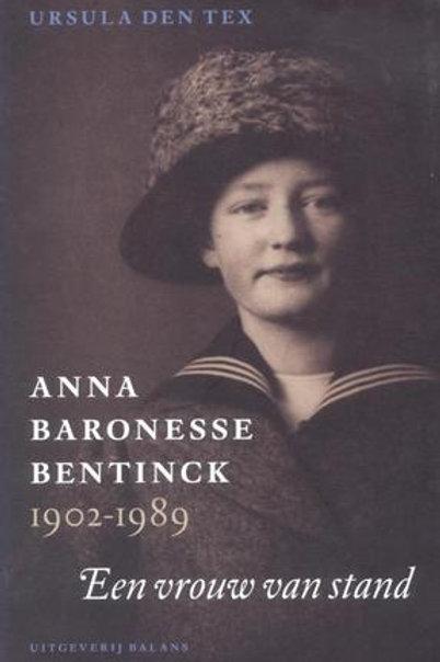Anna Baronesse Bentinck / U. Den Tex
