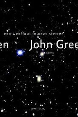 Een weeffout in onze sterren / John Green