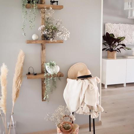 DIY; Lag en plantehylle på 10 minutt