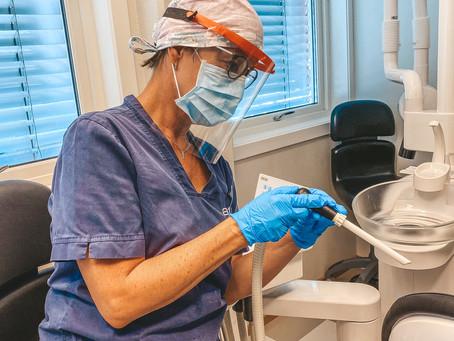 Tannlege i koronatider